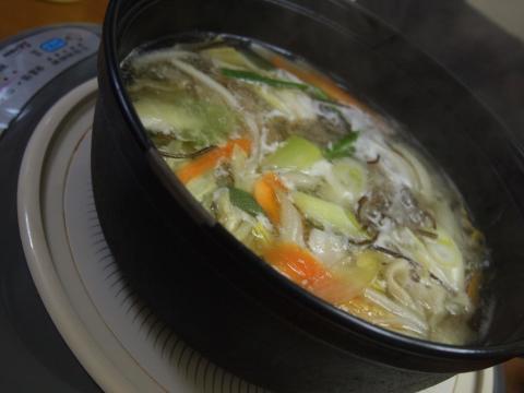 2012年1月8日夕食