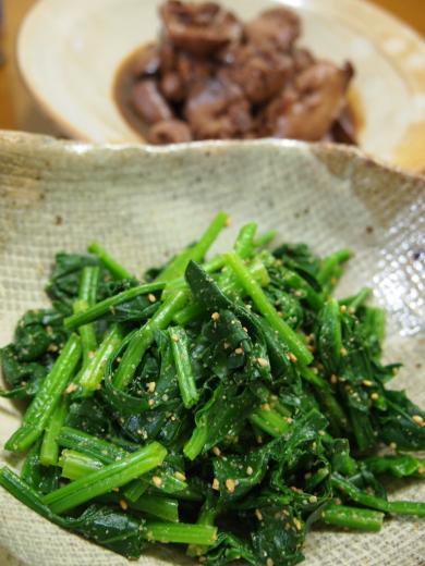 2012年1月10日夕食