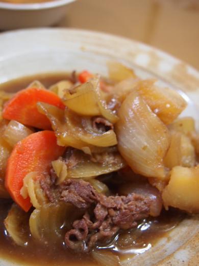 2012年1月16日夕食