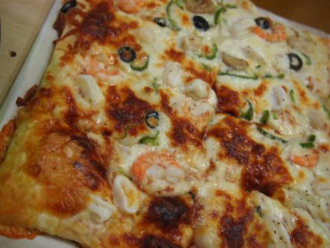 2012年1月19日夕食