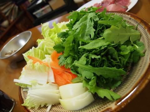 2012年1月24日夕食