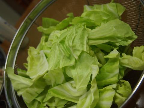 2012年1月25日夕食