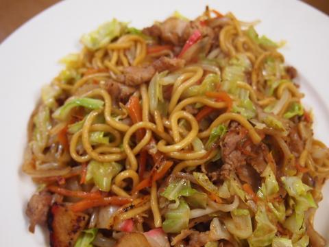 2012年1月28日夕食