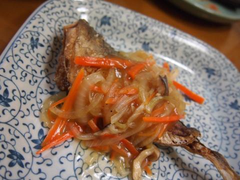 2012年1月30日夕食