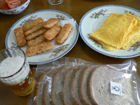 2011年8月13日昼食
