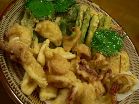 2011年9月4日夕食