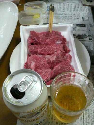 2011年9月7日夕食