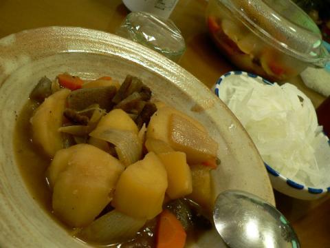 2011年9月9日夕食