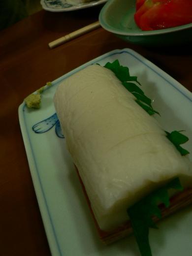 2011年9月20日夕食