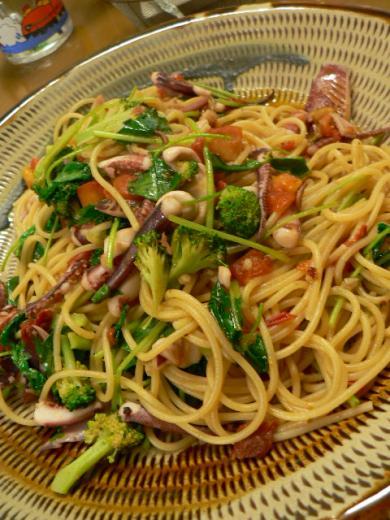 2011年9月23日夕食