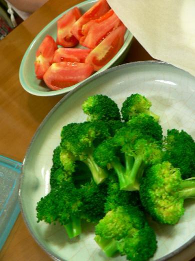2011年9月26日夕食