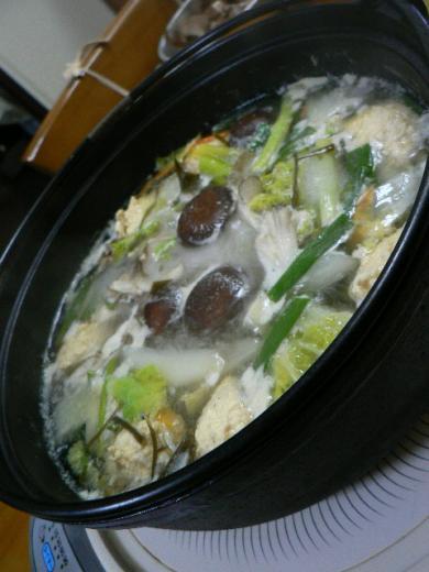 2011年10月5日夕食