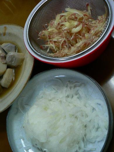 2011年10月15日夕食