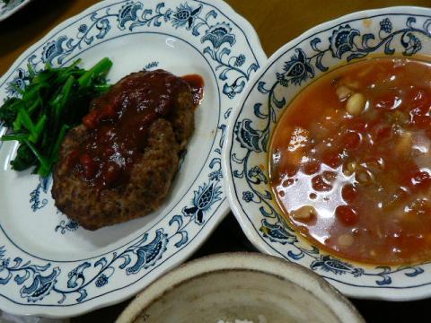 2011年10月17日夕食