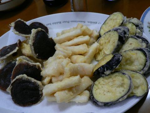 2011年10月24日夕食