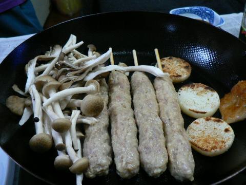 2011年11月6日夕食