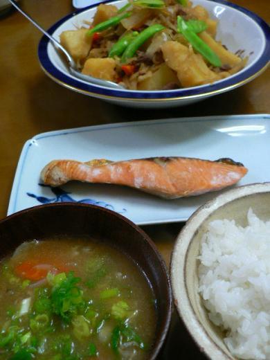 2011年11月15日夕食
