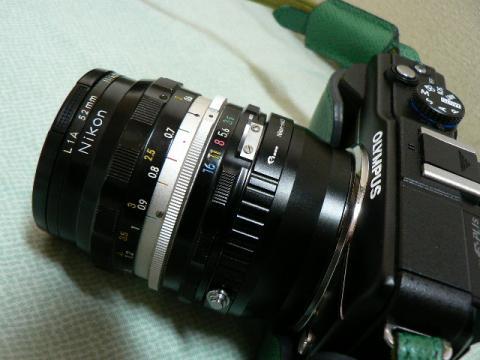 NIKKOR-H Auto 1:3.5 f=28mm