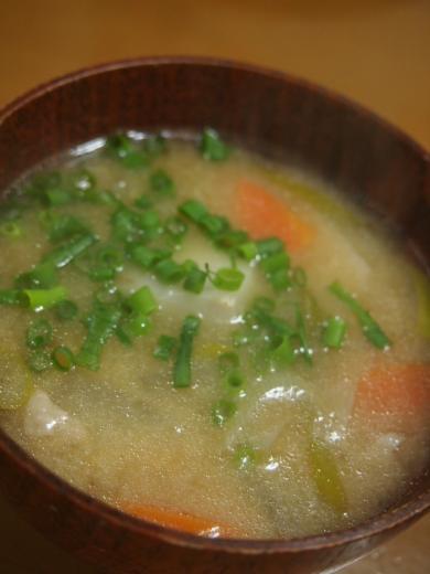 2012年2月6日夕食