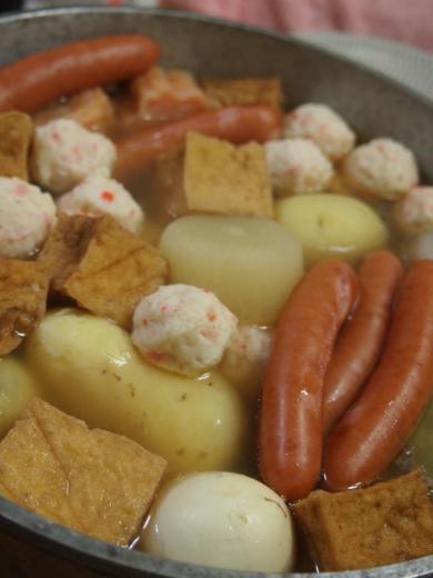 2012年2月7日夕食