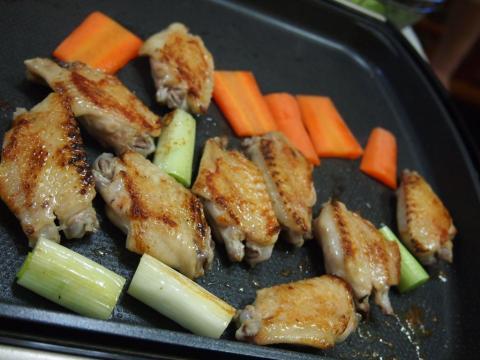 2012年2月9日夕食