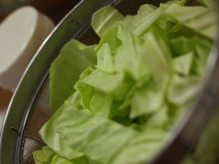 2012年2月11日夕食