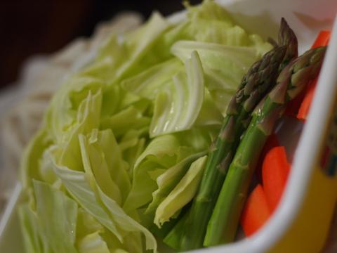 2012年2月12日夕食