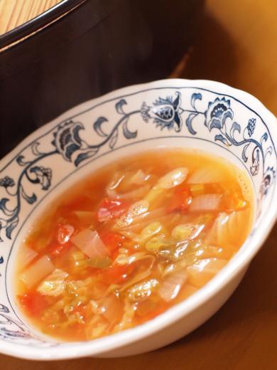 毒出し脂肪燃焼スープ