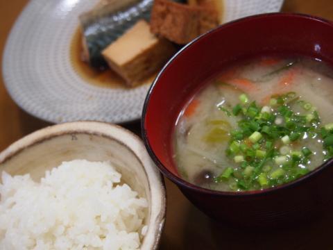 2012年2月16日夕食