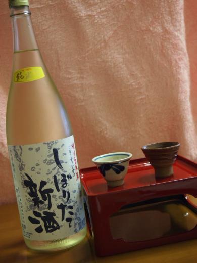 博多百年蔵の生酒 2012年の新酒