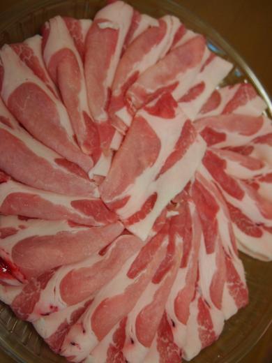 2012年2月17日夕食
