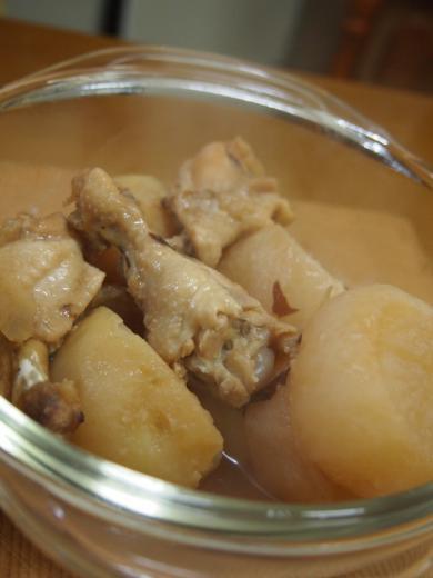 2012年2月18日夕食
