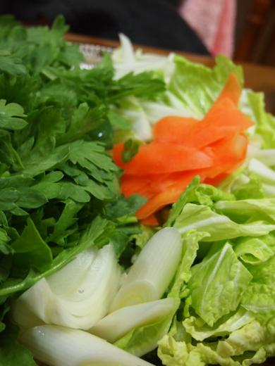 2012年2月19日夕食