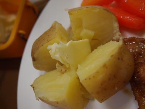 2012年2月20日夕食