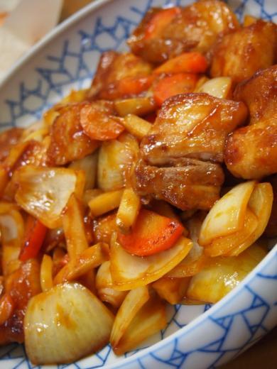 2012年2月24日夕食