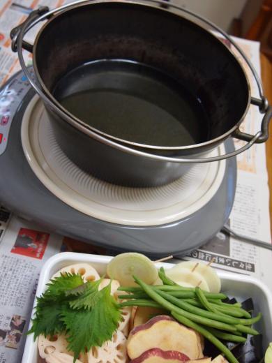 2012年2月27日夕食