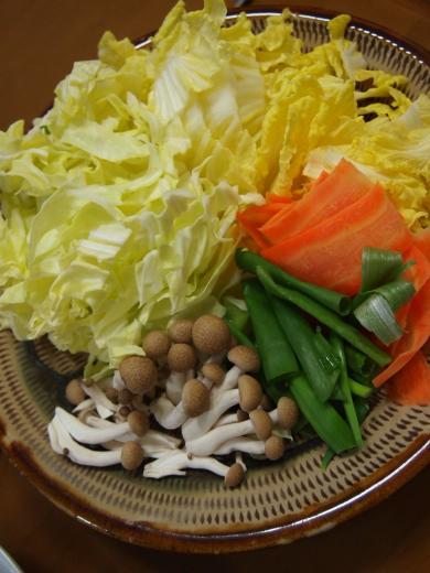 2012年3月1日夕食