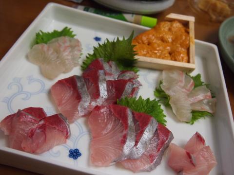 2012年3月3日夕食