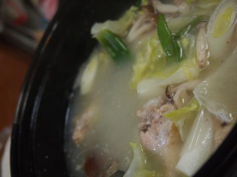2012年3月6日夕食