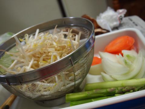 2012年3月7日夕食