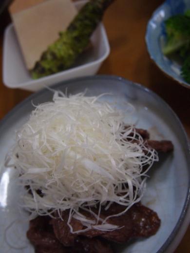 2012年3月10日夕食