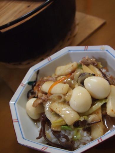 2012年3月13日夕食