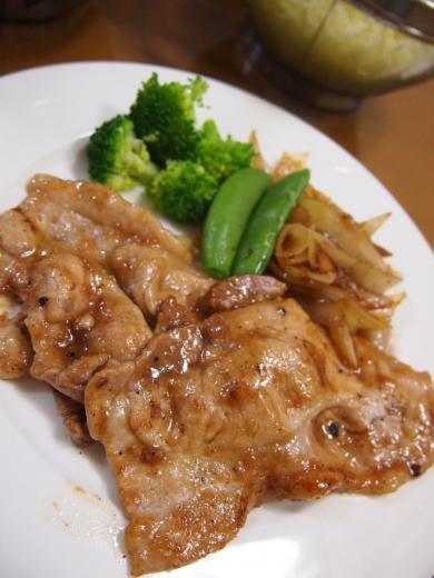 2012年3月20日夕食