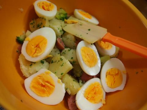 2012年3月24日夕食