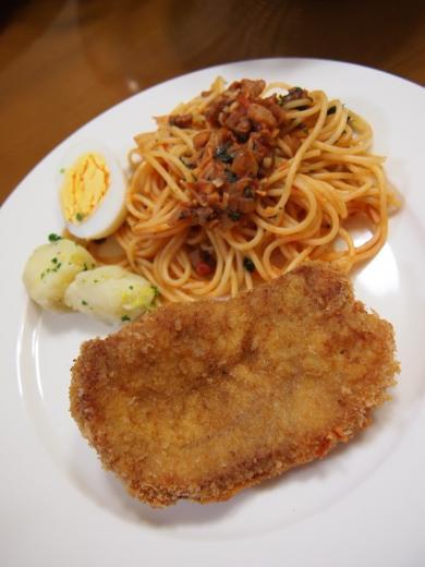2012年3月25日夕食