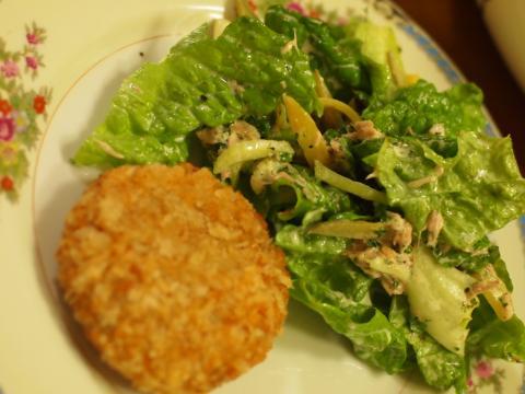 2012年4月9日夕食