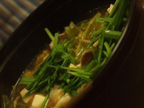 2012年4月14日夕食