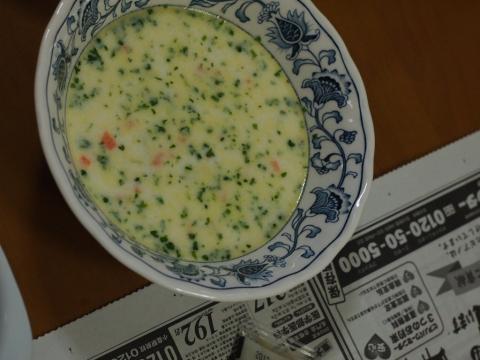 2012年4月30日夕食
