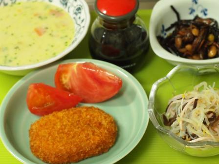 2012年5月18日夕食