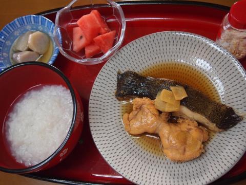2012年5月22日夕食